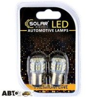 LED лампа SOLAR S25 BAY15d 12V 22SMD 3020 white SL1386 (2 шт.)