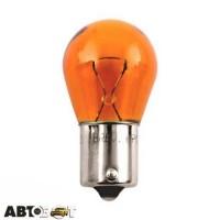 Лампа накаливания BREVIA PY21W 12V 21W AMBER 12302C (1 шт.)