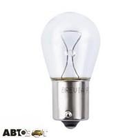Лампа накаливания BREVIA P21W BA15s 12V 21W 12301С (1 шт.)