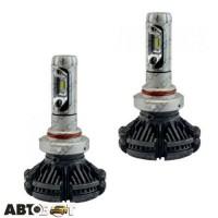 LED лампа CYCLON type 7 v2 HB3/9005 6000K 6000Lm (2 шт.)