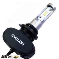 LED лампа CYCLON type 9 v2 HB4/9006 5000K 4000Lm (2 шт.)