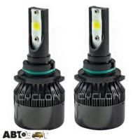 LED лампа CYCLON type 12 HB4/9006 6000K 3200Lm (2 шт.)
