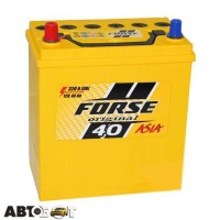 Автомобильный аккумулятор FORSE (Ista) 6СТ-40 Аз JP