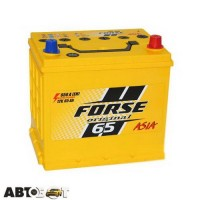 Автомобильный аккумулятор FORSE (Ista) 6СТ-65 АзЕ JP