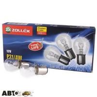 Лампа накаливания Zollex P21/4W 12V 60011 (1шт.)