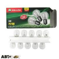 Лампа накаливания Zollex P21W 24V 9824 (1 шт.)