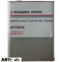 Трансмиссионное масло Mitsubishi Super Multi Gear Oil 75W-85 3717610 4л