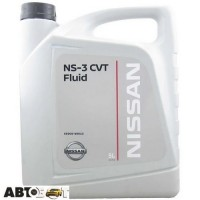Трансмиссионное масло Nissan CVT Fluid NS-3 KE909-99943 5л