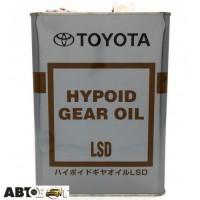 Трансмиссионное масло Toyota Hypoid Gear Oil LSD 85W-90 GL-5 08885-00305 4л