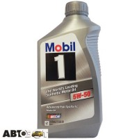 Моторное масло MOBIL 1 Fully Synthetic 5W-50 106035 946мл