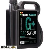 Моторное масло BIZOL Green Oil+ 5W-20 B81076 4л