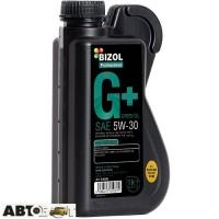 Моторное масло BIZOL Green Oil+ 5W-30 B81080 1л