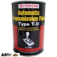 Трансмиссионное масло Toyota ATF TYPE T-4 08886-81016 1л
