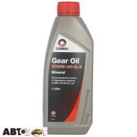 Трансмиссионное масло Comma GEAR OIL EP85W-140 1л