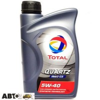 Моторное масло TOTAL QUARTZ INEO C3 5W-40 1л