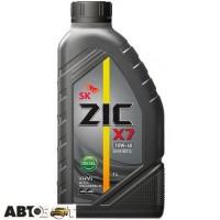 Моторное масло ZIC X7 Diesel 10W-40 1л