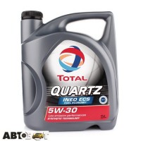Моторне масло TOTAL QUARTZ INEO ECS 5W-30 5л