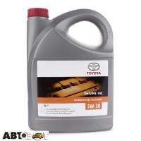 Моторное масло Toyota Engine Oil Premium Fuel Economy 5W-30 08880-83389 5л