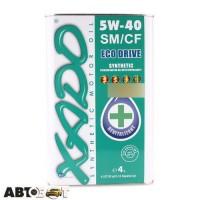 Моторное масло XADO Atomic Oil 5W-40 SM/CF XA 20222 4л