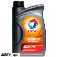 Моторное масло TOTAL QUARTZ 9000 V-DRIVE 0W-20 TL 202180 1л