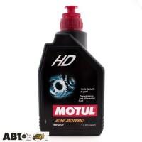 Трансмиссионное масло MOTUL HD 80W-90 317501 1л