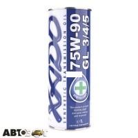 Трансмиссионное масло XADO Atomic Oil 75W-90 XA 20118 1л