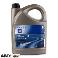 Моторное масло General Motors Dexos2 5W-30 1942003 5л