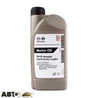 Моторное масло General Motors Dexos2 5W-30 1942000 1л