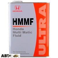 Трансмиссионное масло Honda HMMF Ultra 0826099904 4л
