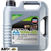 Моторное масло LIQUI MOLY SPECIAL TEC AA 10W-30 BENZIN 21337 4л