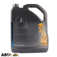 Моторное масло Mercedes-benz MB 229.50 5W-40 A000989920213AIFE 5л