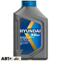 Моторное масло Hyundai XTeer Diesel Ultra C3 5W-30 1 011 224 1л