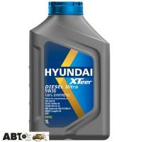 Моторное масло Hyundai XTeer Diesel Ultra SN/CF 5W-30 1011003 1л