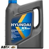 Моторное масло Hyundai XTeer Diesel Ultra SN/CF 5W-30 1051222 5л