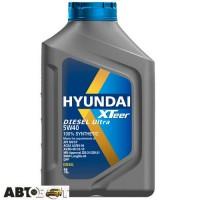 Моторное масло Hyundai XTeer Diesel Ultra SN/CF 5W-40 1 011 223 1л