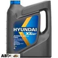 Моторное масло Hyundai XTeer Diesel UltraSN/CF5W-40 1041223 4л