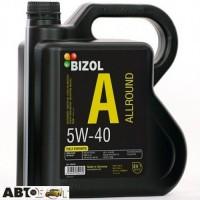 Моторное масло BIZOL Allround 5W-40 B85016 4л