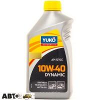 Моторное масло Yuko DYNAMIC 10W-40 1л