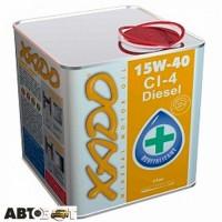 Моторное масло XADO Atomic Oil Diesel 15W-40 CI-4 (XA 20114) 1л