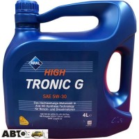 Моторное масло ARAL HighTronic G 5W-30 4л