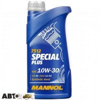 Моторное масло MANNOL SPECIAL PLUS 10W-30 7512 1л