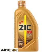 Моторное масло ZIC X9 5W-40 1л