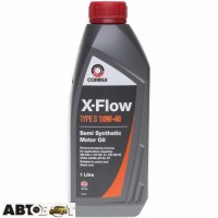 Моторное масло Comma X-FLOW S 10W-40 1л