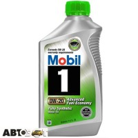 Моторное масло MOBIL 1 Advanced Fuel Economy 0W-20 0.946л