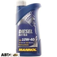 Моторное масло MANNOL DIESEL EXTRA 10W-40 1л