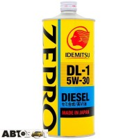 Моторное масло Idemitsu Zepro Diesel DL-1 5W-30 1л