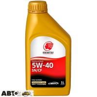 Моторное масло Idemitsu Gasoline & Diesel 5W-40 SN/CF 1л