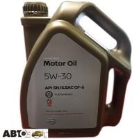 Моторное масло Nissan Genuine Oil 5W-30 KLANB-05304 4л