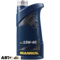 Моторное масло MANNOL TRUCK SP SHPD TS-4 15W-40 Extra 1л