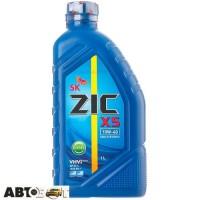 Моторное масло ZIC X5 10W-40 DIESEL 1л